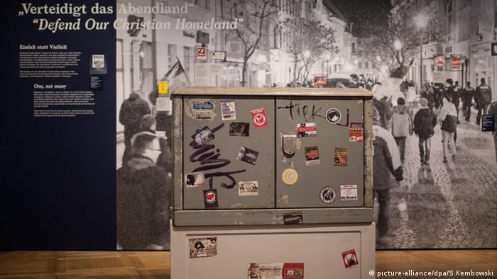 Выставка Angezettelt