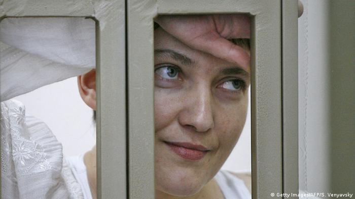 Під час ув'язнення в Росії йти в політики Надії Савченко видавалось смішним і сюрреалістичним