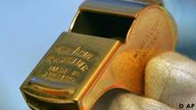 Die goldene Pfeife