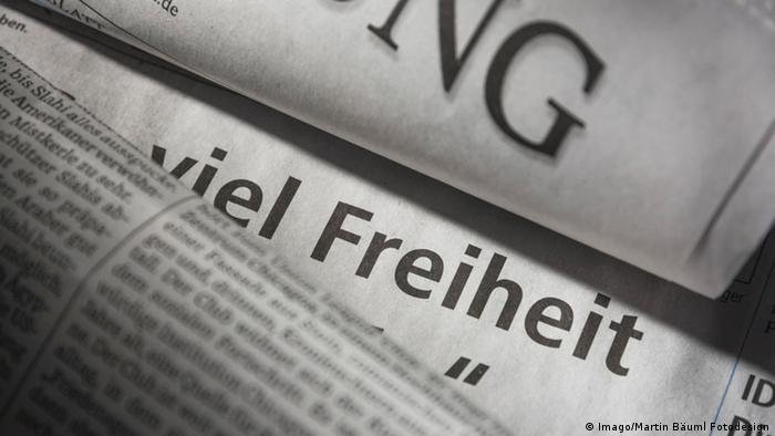 Medienfreiheit (Imago/Martin Bäuml Fotodesign)