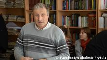 +++ Achtung: Nur zur abgesprochenen Berichterstattung verwenden! +++ Mykola Semena, RFE/RL Korrespondent auf der Krim. Quelle: Facebook/Wolodimir Prytula