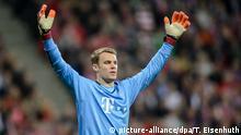 Deutschland Torwart Manuel Neuer FC Bayern München