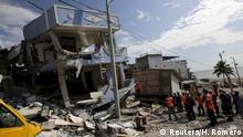 Ecuador Erdbeben
