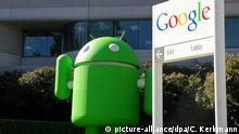 USA Google - Android (picture-alliance/dpa/C. Kerkmann)