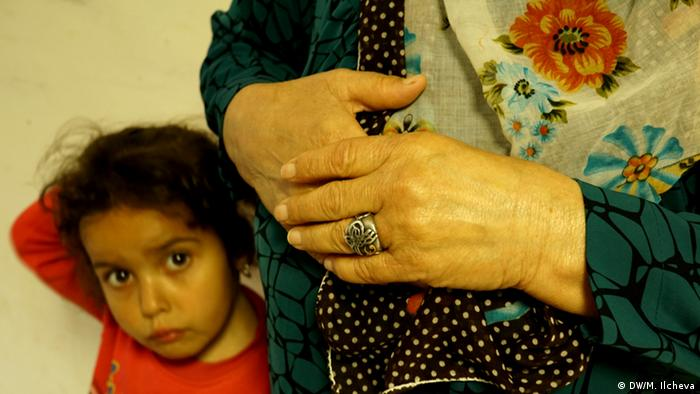 woman's Hands, small child Copyright: Mariya Ilcheva