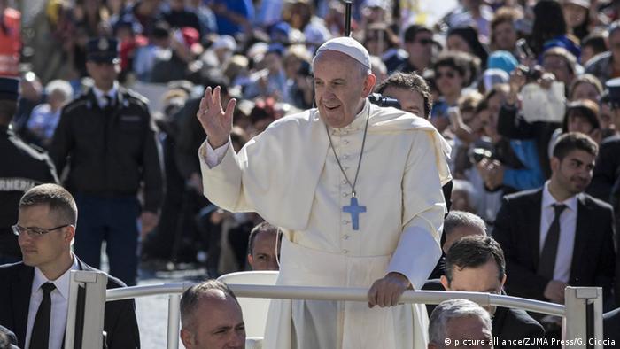 El Papa Francisco es el Papa de la globalización.