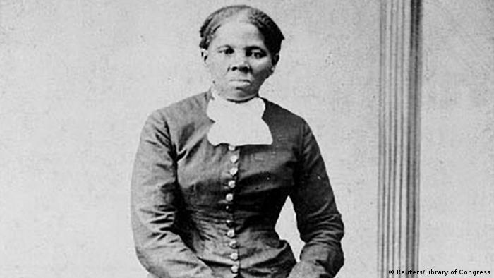 La activista afroamericana Harriet Tubman.
