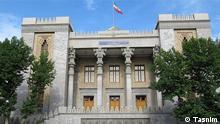 Außenministerium Iran Gebäude des iranischen Außenministeriums in Teheran Quelle: Tasnim