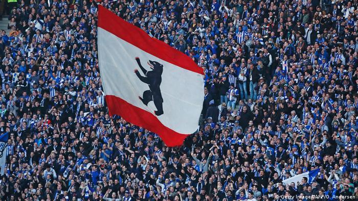 Deutschland DFB Pokal Halbfinale Hertha gegen BVB