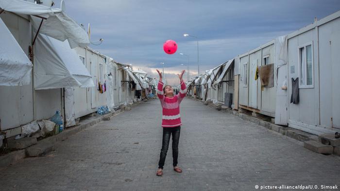 Türkei Flüchtlingslager in Kilis