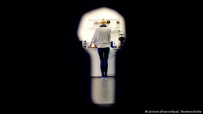 Deutschland Moderne Sklaverei Menschenhandel