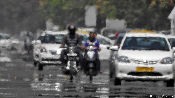 Indien Dürre Hitzewelle in Chandigarh