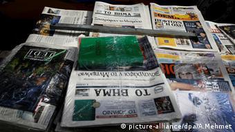 Αγωνία για το μέλλον των ελληνικών εντύπων μέσων στην Ελλάδα
