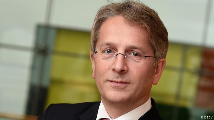 DSGV Chefsvolkswirt Dr. Michael Wolgast