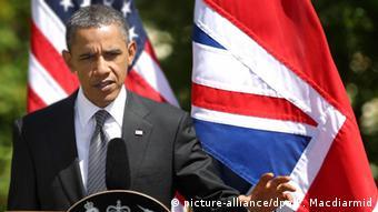 Το βαρύ πυροβολικό στον αγώνα υπέρ της παραμονής της Βρετανίας στην ΕΕ, ο Μπάρακ Ομπάμα
