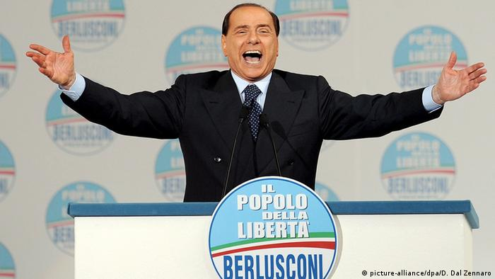 Berlusconi Politiker