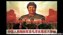 China Mao Plakat