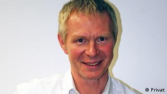Christoph Kröger. (Photo: private)