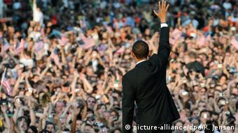 Deutschland Barack Obama in Berlin (picture-alliance/dpa/R. Jensen)