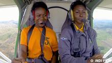 GIRLS DON'T FLY Dokumentarfilm von Monika Grassl *** Nur Verwendung Berichterstattung Film ***