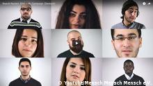 Youtube-Kampagne Search Racism. Stop Truth