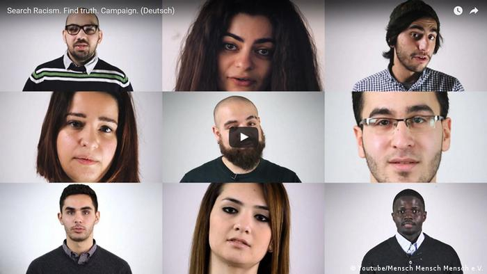 YouTube ad campaign lets refugees speak out to viewers seeking racist content