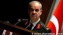 Türkei ehemaliger General Ilker Basbug
