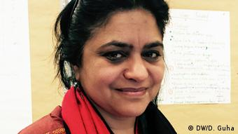 Sara Hossain (DW/D. Guha)