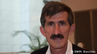 Alberto Franco, sacerdote, líder de la Comisión Intereclesial de Justicia y Paz