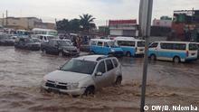 Angola Regenzeit in Luanda