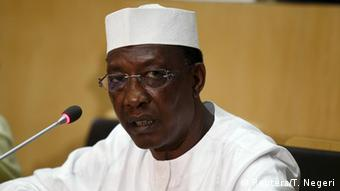 Chad's President Idriss Deby REUTERS/Tiksa Negeri/File Photo