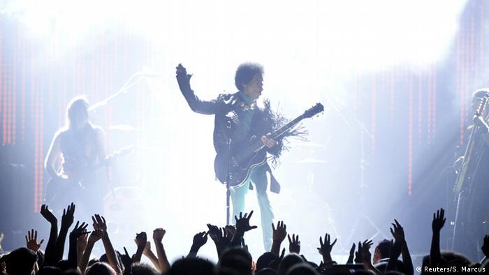 Prince - Konzert in Las Vegas 2013 (Foto: Reuters/S. Marcus)