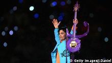 Prince Gitarre Konzert Florida