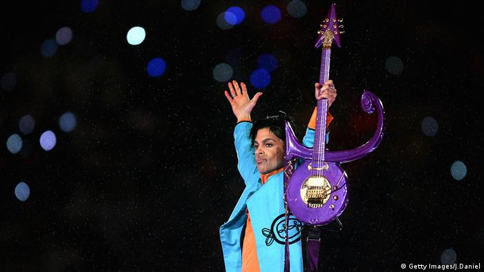 Prince in Miami (Foto: Getty Images/J.Daniel)