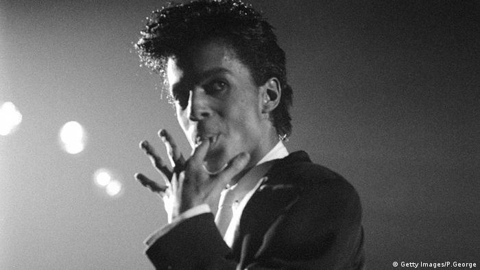 Prince in Paris 1986 (Foto: Getty Images/P.George)