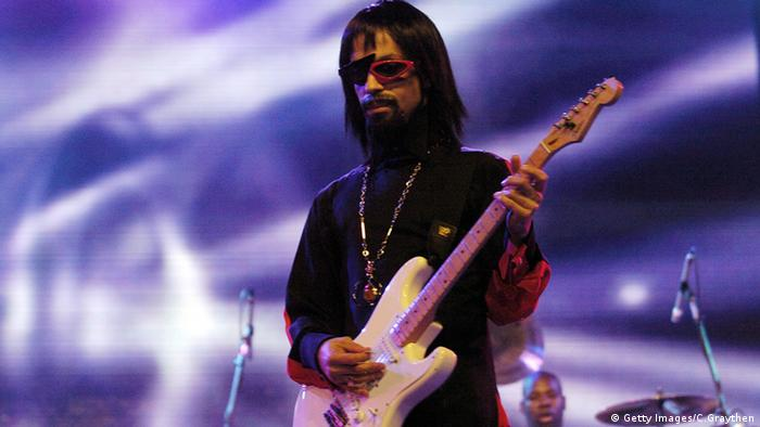 Prince 2004 in New Orleans (Foto: Getty Images/C.Graythen)