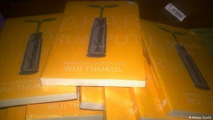 Wiji Thukul Indonesien Buch Menschenrechtsaktivist