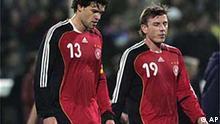 Länderspiel Italien-Deutschland