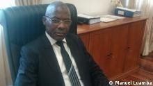 22.04.2016++++++ Bento Bembe, Staatssekretär für Menschenrechte, Angola (c) Manuel Luamba