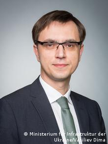 Володимир Омелян, міністр інфраструктури України
