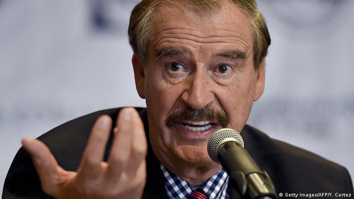 Mexiko Vicente Fox