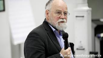 Sebastian Pflugbeil, Präsident der Gesellschaft für Strahlenschutz (Foto: imago/eventfotografen.de)