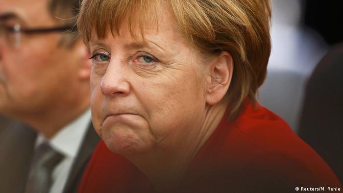 Deutschland Merkel (Reuters/M. Rehle)