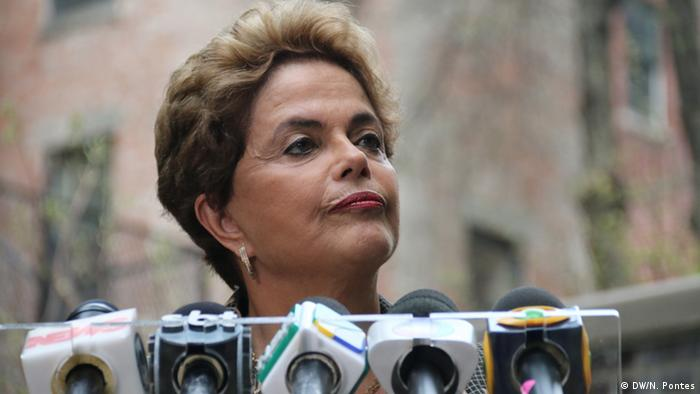 Dilma Rousseff in New York