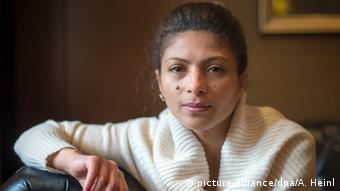 Ensaf Haidar Menschenrechtsaktivistin Deschner-Preis