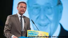 FDP Bundesparteitag in Berlin