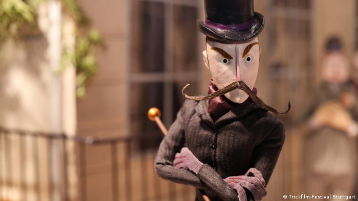 The latest animation films from around the world