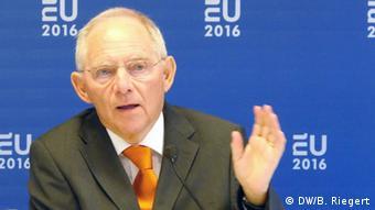 Ο Β. Σόιμπλε θα μεταφέρει και τυπικά το γερμανικό «ναι» στους εταίρους για τη δόση