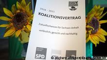 Deutschland Kenia-Bündniss in Sachsen