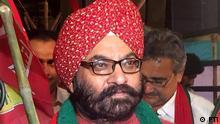 Sardar Sorun Singh, Slain advisor to Khyber Pakhtunkhwa Chief Minister (Pakistan); Copyright: PTI (Pakistan Tehreek e Insaf )